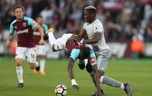 Chia điểm West Ham, Man United giành ngôi á quân Premier League