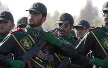 Mỹ giáng trừng phạt nhằm vào lực lượng tinh nhuệ của Iran