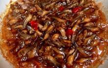 Ví dầu cá bống kho tiêu…