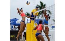 Chủ nhà hạng 5 Tour bóng chuyền bãi biển nữ thế giới