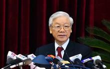 Phát biểu bế mạc Hội nghị Trung ương 7, Tổng Bí thư nhấn mạnh kiểm soát chặt công tác cán bộ