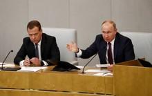 Nước Nga trên hết của ông Putin