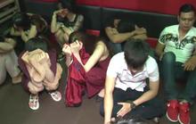 Gần cả trăm nam thanh, nữ tú sử dụng ma túy trong quán karaoke