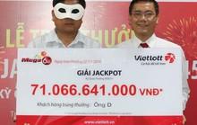 Vé Vietlott trúng gần 25 tỉ đồng bán ra tại Đông Anh, Hà Nội