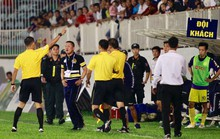 Thành Lương và CLB Hà Nội nhận án phạt cực nặng