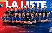 Tuyển Pháp chốt danh sách dự World Cup: Không Martial, Lacazette
