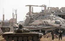Các lực lượng vũ trang nước ngoài sẽ rời khỏi Syria