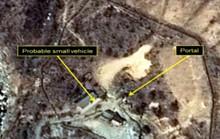Triều Tiên xây đài quan sát tại bãi thử hạt nhân Punggye-ri