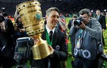 Hùm xám thua tan tác, trắng tay chung kết Cúp Quốc gia Đức