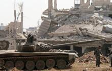 Syria quyết nghiền nát IS ở Damacus