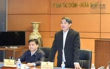 """Chủ nhiệm Ủy ban Tài chính-Ngân sách QH lên tiếng về thu """"phí"""", thu """"giá"""" BOT"""