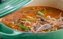 Người Hàn ăn canh này để sống lâu và ngừa ung thư