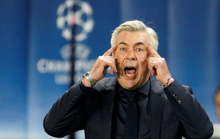 Ancelotti được bổ nhiệm làm HLV trưởng của Napoli