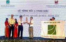 Duy Tân đạt giải Toàn năng cùng nhiều giải nhất, nhì, ba tại Festival Kiến trúc 2018