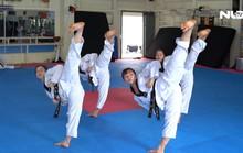 """Taekwondo Việt Nam mong """"giải hạn"""" HCV ở Á vận hội"""