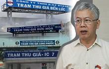 Ông Nguyễn Đức Kiên quyết bảo vệ trạm thu giá?!