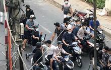 Bắt 5 người trong vụ hỗn chiến trên đường Trường Sa