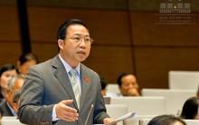 Đại biểu QH tranh luận về phát ngôn bảo vệ bác sĩ Hoàng Công Lương