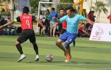 Nhiều cơ quan báo chí hào hứng tham gia giải bóng đá Press Cup