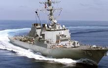 Hai tàu chiến Mỹ đồng loạt thách thức Trung Quốc trên biển Đông