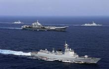 Có đối đầu nghiêm trọng giữa tàu chiến Mỹ và Trung Quốc?