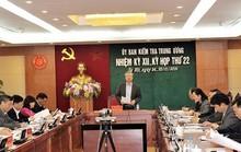 Thẩm quyền của Ủy ban Kiểm tra trong phòng, chống tham nhũng: Không có vùng cấm!