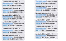 Vụ mất tiền trong ATM Agribank: 4 khách hàng chưa được bồi hoàn