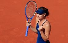 Clip Roland Garros 2018: Sharapova thắng nhọc, Serena hóa người mèo