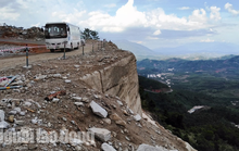 Hãi hùng đèo Khánh Lê nối Nha Trang – Đà Lạt