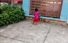 Điều tra vụ bé gái học mẫu giáo bị bạn đâm vào vùng kín