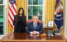 Kim siêu vòng ba diện kiến ông Donald Trump