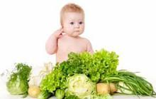 Trẻ lười ăn rau, có nên bù lại bằng trái cây?