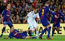 Rực lửa siêu kinh điển, Barcelona chia điểm Real Madrid ở Nou Camp