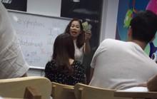 Phạt giáo viên chửi học viên óc lợn 5 triệu đồng, giải thể MST English