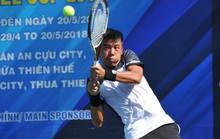 Hoàng Nam ngược dòng thắng tay vợt Hàn Quốc ở F2 Vietnam