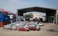 118 container xe BMW vô chủ ở cảng Cái Mép