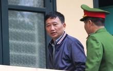 Xử vụ ông Đinh La Thăng: Bị cáo trách móc Trịnh Xuân Thanh đổ tội