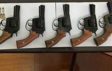 Bắt trùm chế tạo súng ngắn ổ quay cho xã hội đen