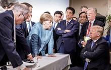 Bão lớn thổi trật bánh G7