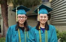 Cặp song sinh con NS Chí Linh - Vân Hà tốt nghiệp đại học Mỹ loại giỏi