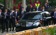 Những lớp lá chắn quanh ông Kim Jong-un ở Singapore