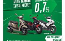 Mua xe máy Yamaha đã nhanh còn dễ với FE CREDIT