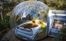 Mê hoặc với các khách sạn bong bóng trên thế giới