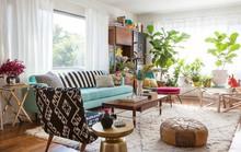 20 cách kết hợp màu sắc này khi trang trí phòng khách