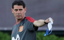 Hierro: Tây Ban Nha nên quên cú sốc để tập trung vào World Cup