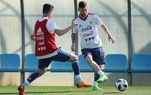 Thành bại tại Messi