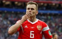 Clip: Xem Nga xé lưới Ả Rập Saudi trong trận khai mạc World Cup