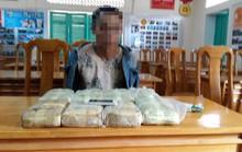 Phá đường dây ma túy khủng từ Lào về Việt Nam