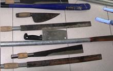Bắt 6 thanh niên đòi nợ thuê liên tiếp nổ súng vào nhà dân