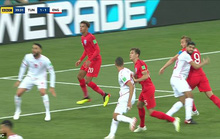 """Trọng tài trận Anh-Tunisia bị """"ném đá"""" vì không dùng VAR"""